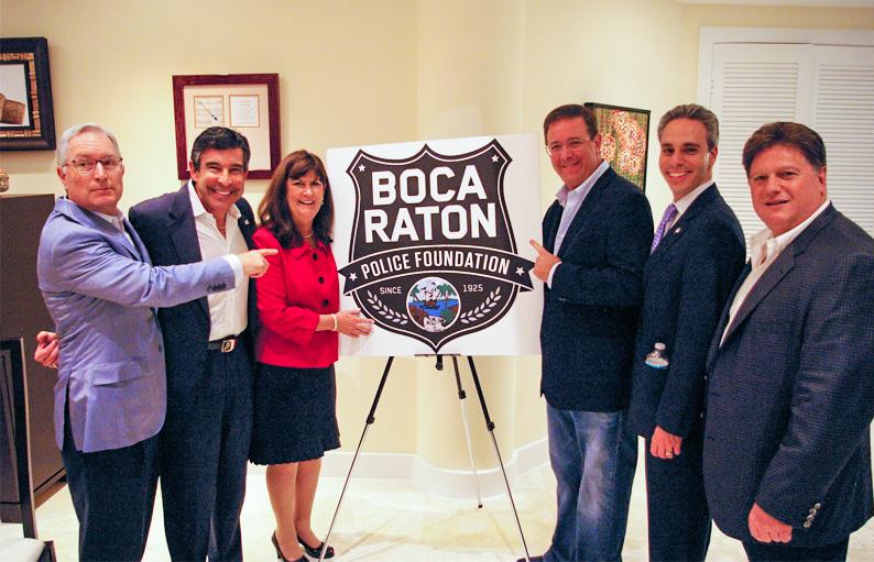 Boca Raton Police Foundation Kickoff Event