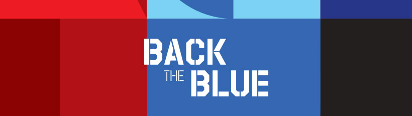 Back the Blue 2018