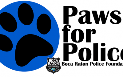Paws for Police 2018