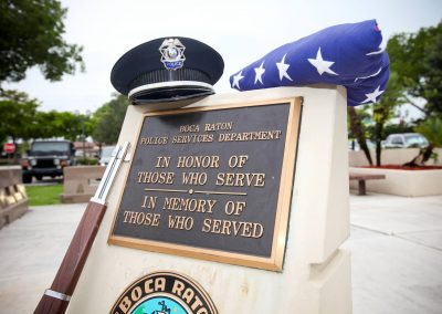 Annual Police Memorial Event